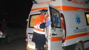 Copil din Argeş, grav rănit după ce peretele unei case s-a prăbuşit peste el