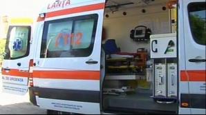 Copil de trei ani, în stare gravă la spital după ce a căzut într-o fosă septică