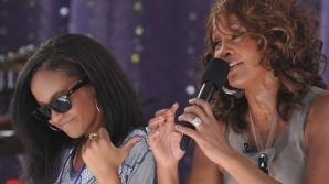 Imagini şocante cu fiica lui Whitney Houston pe patul de moarte, făcute publice