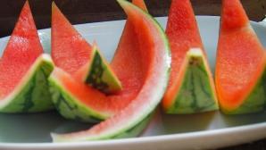 Cum să faci dulceaţă din coajă de pepene. Reţetă delicioasă, din patru ingrediente