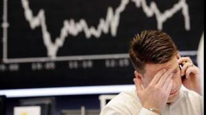 Probleme pe burse