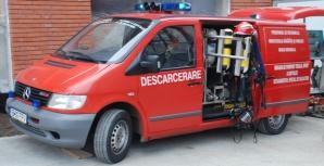 Accident cumplit în judeţul Arad: un autocar s-a izbit violent de un tramvai