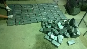 Captură record: peste 130 de kg de heroină, descoperite în Satu Mare. Unde erau ascunse drogurile