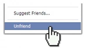 Cum poţi să vezi cine ţi-a dat 'unfriend' pe Facebook