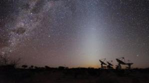 Astronomii australieni au descoperit o galaxie foarte, foarte îndepărtată