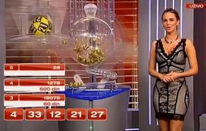 Loteria Română... scuze Loteria Sârbă