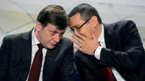 PNL cere demisia lui Ponta. Crin Antonescu, declaraţie uluitoare