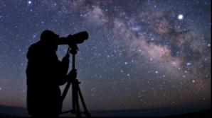 Fenomen spectaculos pe cerul României, azi-noapte / Foto: Arhiva