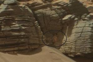 Fotografii misterioase cu Marte