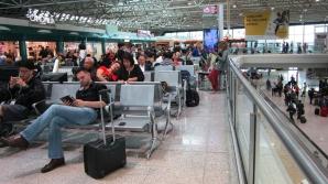 Scandal pe Aeroportul Fiumicino din Roma: Poliţia a intervenit pentru a calma pasageri furioşi