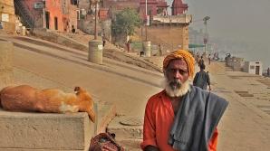 Ascet din India