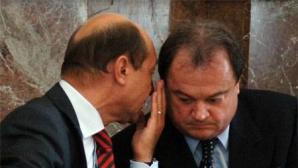 Basescu si Blaga, la Curtea Suprema