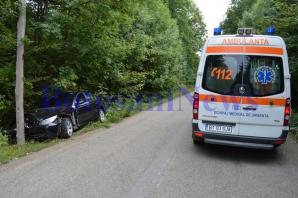 Accident înfiorător provocat de o măicuţă. Trei victime: doi copii şi o femeie însărcinată - Foto: botosaninews.ro