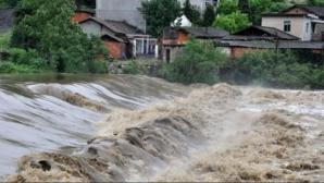 Cod Portocaliu de inundaţii în Giurgiu