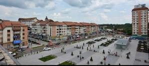 Centrul orașului Suceava