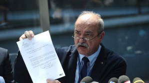 Ion-Aurel Stanciu a demisionat din funcţia de director al ROMATSA