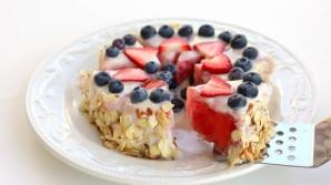 """Prăjitura """"Pepene roşu"""" - Cel mai răcoritor şi delicios desert al verii"""