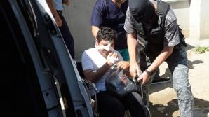 Scenariu-bombă în cazul turcului care a accidentat un poliţist. Cum ar putea scăpa doar cu amendă