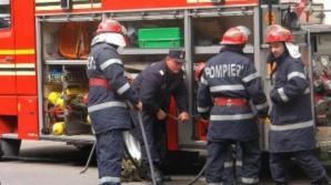 Incendiu violent într-un apartament din Constanţa. Pericol de explozie / Foto: Arhiva