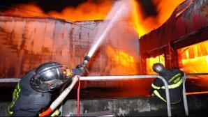 Pompierul a murit în misiune