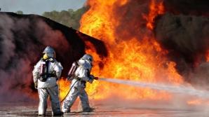 Clipe de groază pe aeroport! Un avion cu 53 de oameni la bord a luat foc pe pistă / Foto: Arhiva