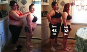 Au slăbit fiecare câte 33 de kilograme în 100 de zile! Cum au reuşit
