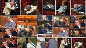Parlamentarii vor salarii duble!