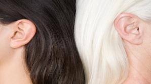 Acest amestec natural vă scapă de părul alb