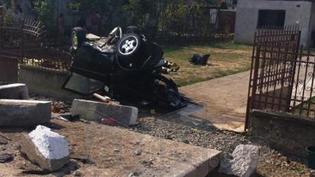 BREAKING NEWS: Accident grav de circulație în Satu Mare: 6 persoane au murit