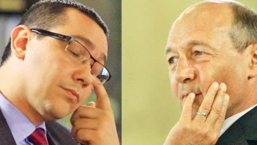 Basescu, atac la Ponta