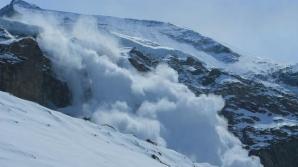 Risc moderat de avalanşă în Bucegi şi redus în Făgăraş