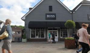 Tragedie într-un magazin Hugo Boss