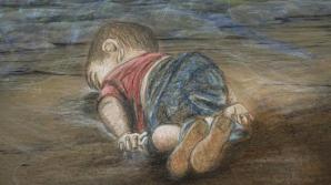 Cutremurător! Tatăl copilului sirian înecat pe plajă: 'Copiii mi-au alunecat din mâini'