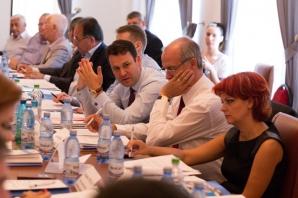 Robert Sorin Negoiţă a participat la şedinţa Comitetului Director al AMR