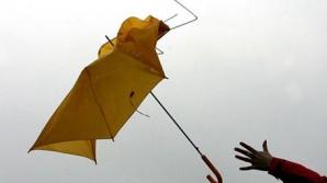 Cod galben de furtună. Care sunt zonele vizate