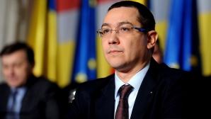 """Ponta, către reporterul Realitatea TV: """"Nu toţi plătesc taxe, ştiţi dumneavoastră"""""""
