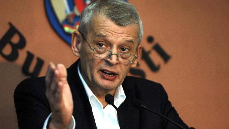 Sorin Oprescu, ziua judecăţii. Primarul suspendat al Capitalei aşteaptă trei decizii uriaşe / Foto: AGERPRES