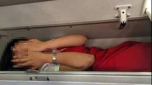 Stewardese închise
