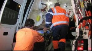Accident grav în Timişoara. Trei persoane, rănite