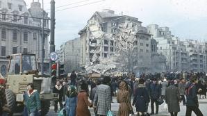 Imagini devastatoare. Iată cum arăta Bucureştiul după cutremurul din '77