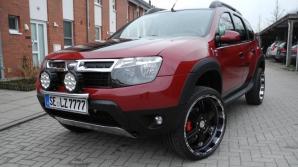 Dacia în Germania, scădere de 22% în septembrie