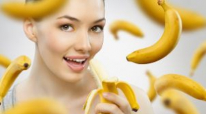 Dieta cu banane - te ajută să slăbeşti fără să-ţi fie foame! Cum este posibil