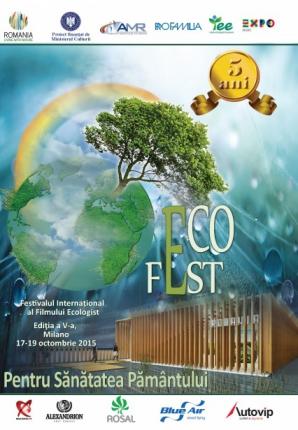 """Eco Fest se """"proiectează"""" la Expoziția Universală de la Milano"""