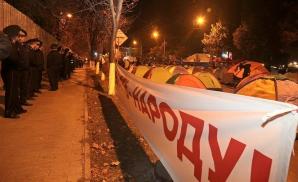R.Moldova: Liderii proruși au blocat centrul Chișinăului și amenință cu paralizarea drumurilor