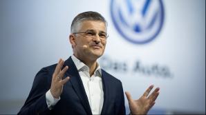 Michael Horn, şeful Volkswagen din SUA