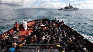 La un pas de tragedie. 200 de refugiaţi, salvați în largul Andaluziei