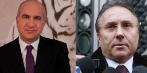 Gheorghe Nichita și Tiberiu Urdăreanu