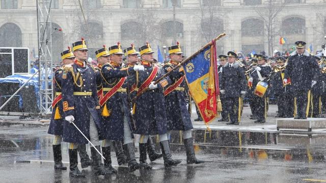 Pregătirile pentru parada de Ziua Naţională au intrat pe ultima sută de metri