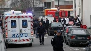 Unul dintre teroriştii din Paris s-ar putea afla în Germania