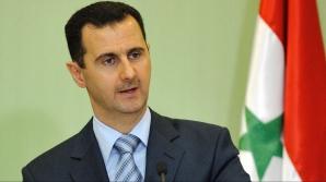 Stele Unite exclud posibilitatea rămânerii lui Bashar al-Assad la putere